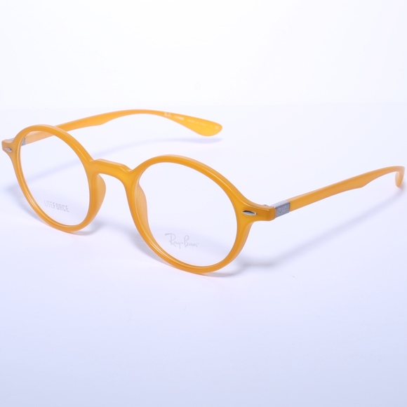 0f89f36c93 Ray Ban RB 7069 5519 LITEFORCE Matte Yellow 46mm. M 5a3432561dffda7ce7011d49